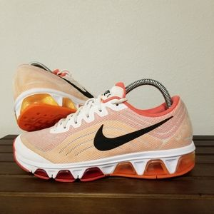 Nike Air Max Tailwind 6 White Pink sz 9